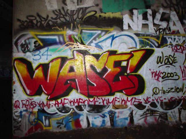 Wase TA Wall Nov 29 2003